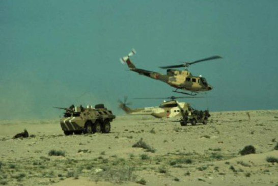 Spanning stijgt in de Westelijke Sahara