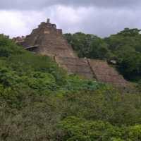 Tonina - House of the Big Stones - Chiapas - Mexico