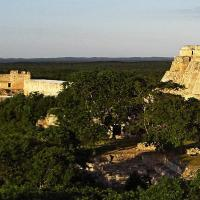 Uxmal - Built by a Magician in one night