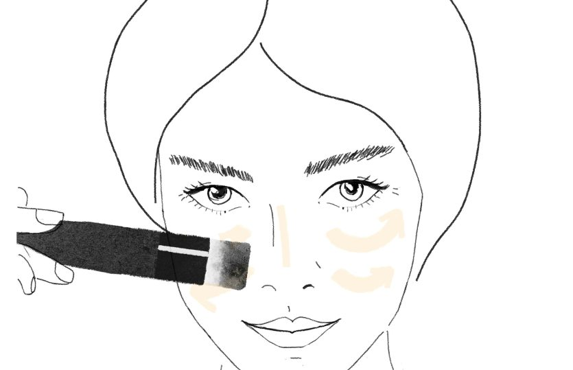 How to use HIRO Mineral Foundation