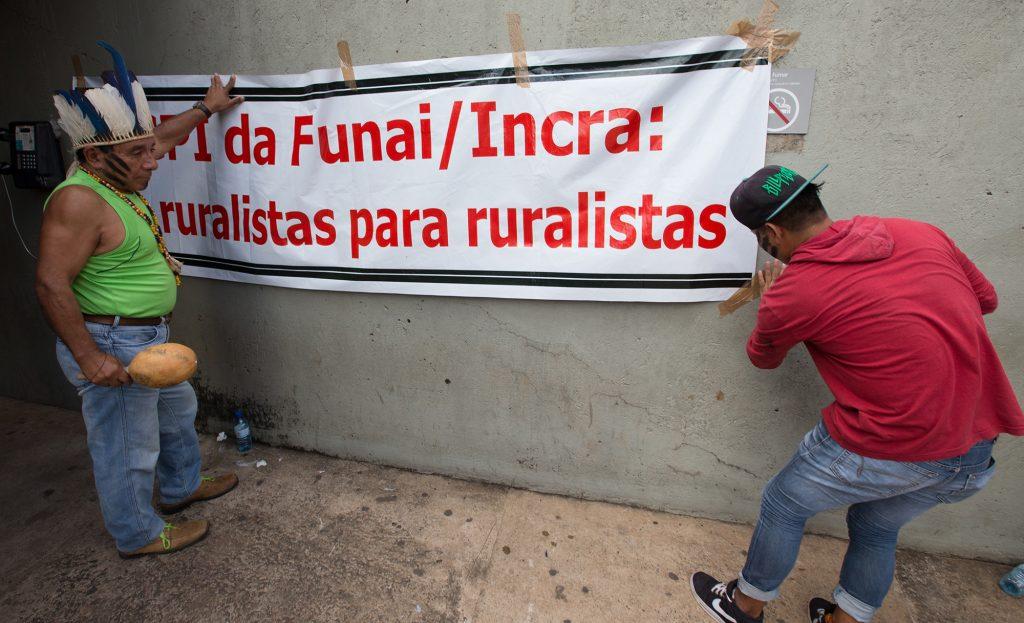 Votacão do relatório da CPI da funai e Incra (Foto: Lula Marques/Agência PT)
