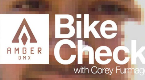 Bike Check - Corey Furmage & his Amber Phero