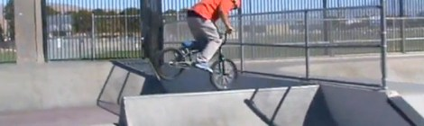 Corey & Friends at Apple Valley Skatepark