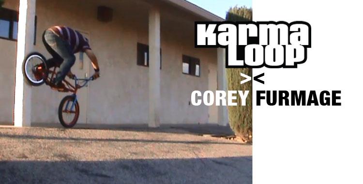 Karmaloop Rep | Corey Furmage Freestyle BMX 2013