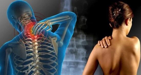 Schmerz der Fibromyalgie,