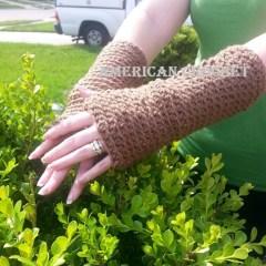 Fingerless Arm Warmers