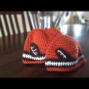 Foorball hat
