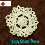 Loopy Snow Flake