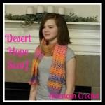 Desert Hope Scarf | American Crochet