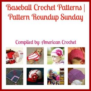 Baseball Crochet Patterns
