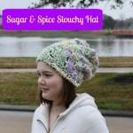 Sugar n Spice Slouchy Hat
