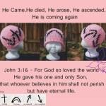 Easter Symbols Hat