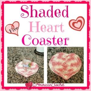 Heart Coaster