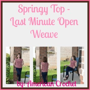 Springy Top LMOW Series