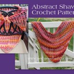 Abstract Shawl