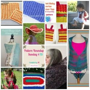 Pattern Roundup Sunday ~ Summer