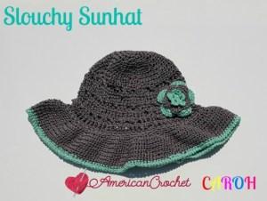 Slouchy Sunhat