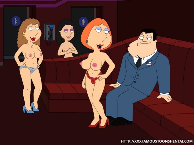 Hayley American Dad Hot