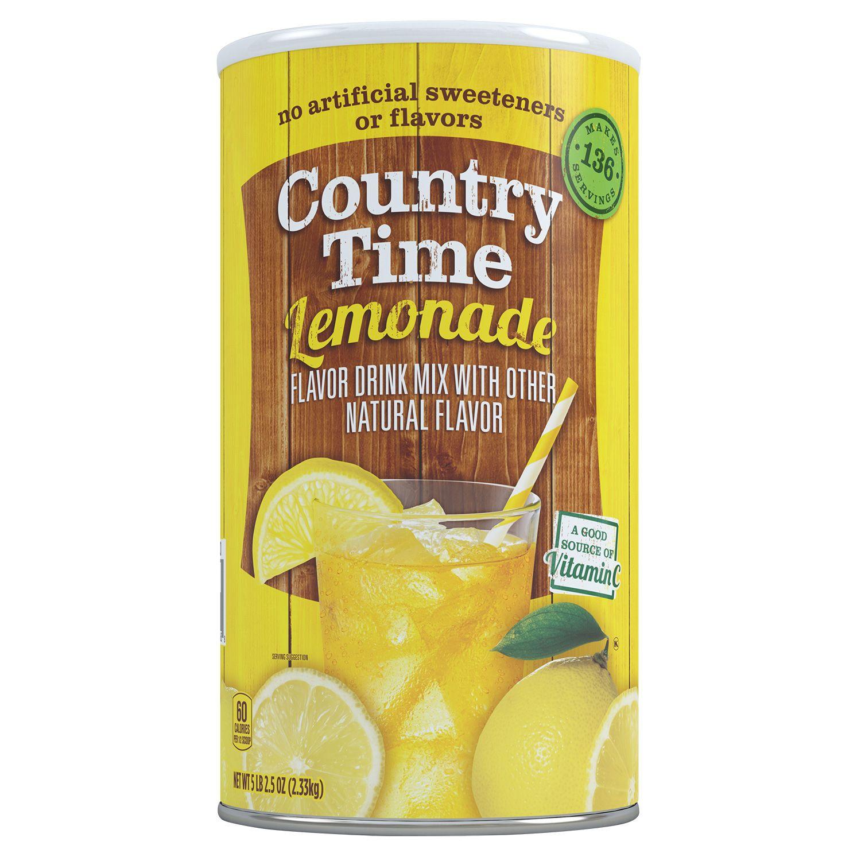 Fullsize Of Country Time Lemonade