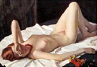 ella model nude