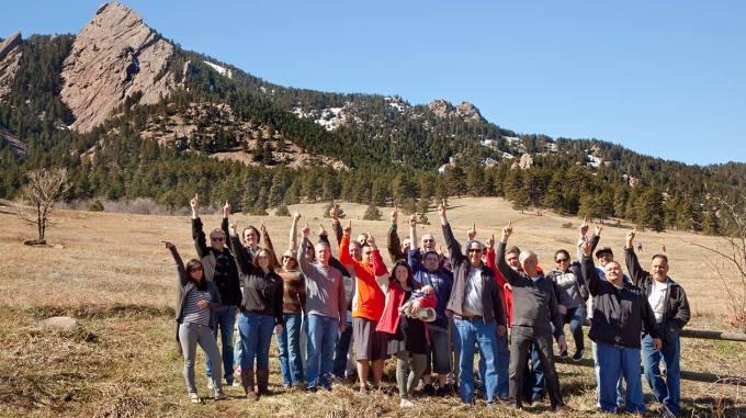 PS Audio Boulder CO Team