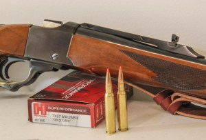The 7mm Mauser, or 7x57, has little recoil and is perfect for light, handy rifles like this Ruger No. 1.