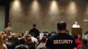 EXCLUSIVE VIDEO: Chaotic & Corrupt Lucas County Republican Party Re-Organization Meeting 2014