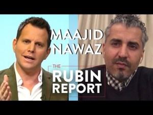 Maajid Nawaz and Dave Rubin Discuss the Regressive Left & Political Correctness [Full Interview]