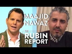 Maajid Nawaz and Dave Rubin Discuss the Regressive Left & Political Correctness [Full Interview]