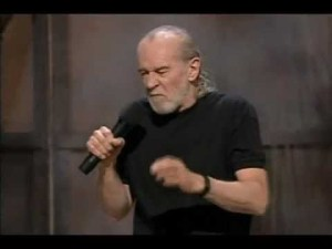 George Carlin   Politicians
