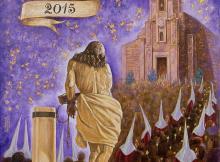 Cartel Semana Santa 2015 Guardamar