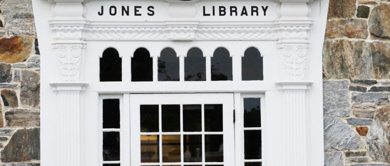 Burnett Gallery at the Jones Library