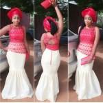wedding guest aso ebi-amillionstyles15