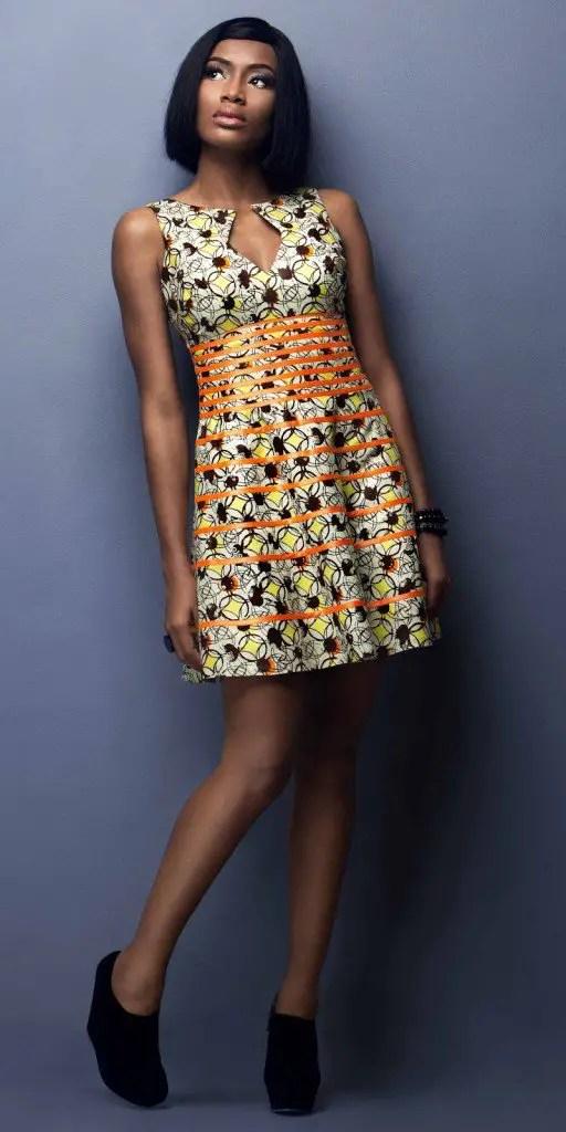 Lovely Asoebi Ankara Styles Short Gowns