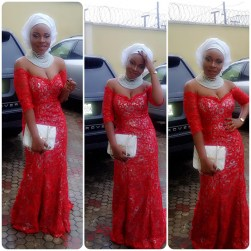 7 Ultimate Asoebi In Lace 3 - AmillionStyles