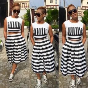 5 Amazing Stripe Dresses In A Million Styles - Nikki