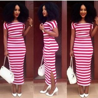 5 Amazing Stripe Dresses In A Million Styles