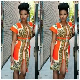 Amazing Ankara Short Gowns - AmillionStyles