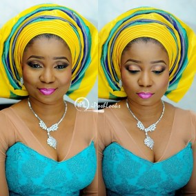 Bridal Makeup By iPoshLooks3