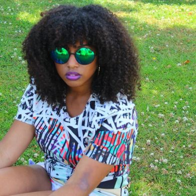 Kinky Curly Hairstyles @Curltureuk - AmillionStyles