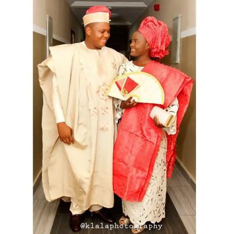 Nigerian Traditional Wedding @KlalaPhotography - AmillionStyles