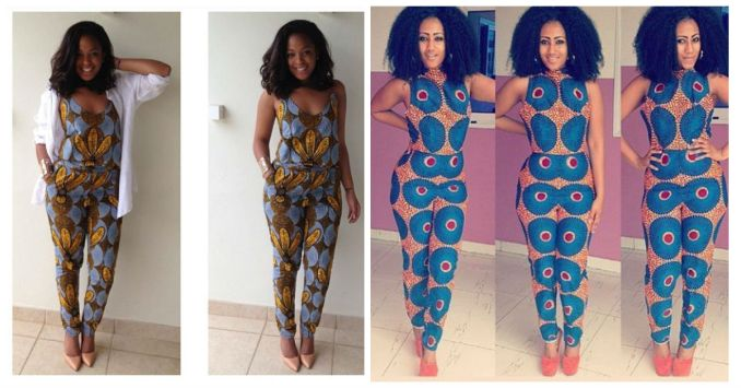 ankara jumpsuit for ladies amillionstyles