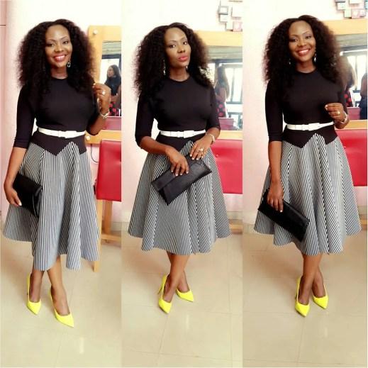 10 Beautiful Fashion For Church Outfits @mislena_34