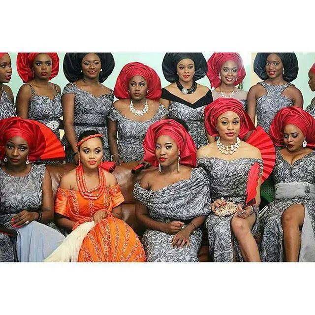 stunning looks at ebuka obi uchendo tad wedding amillionstyles over