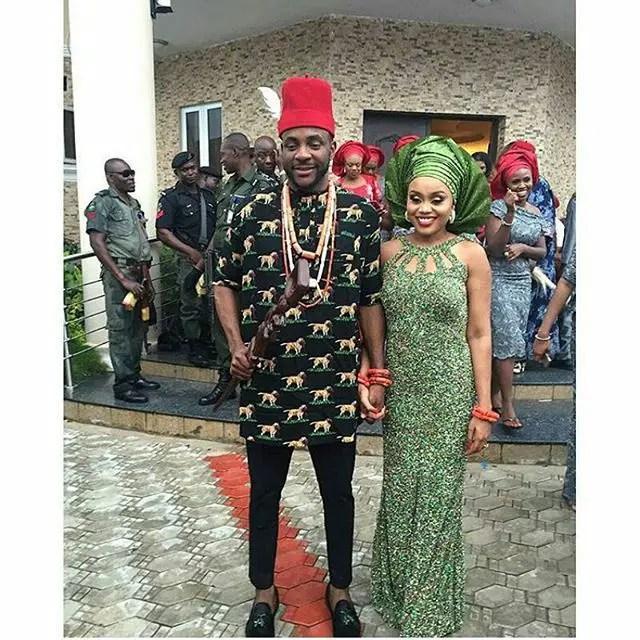 stunning looks at ebuka obi uchendo tad wedding amillionstyles8