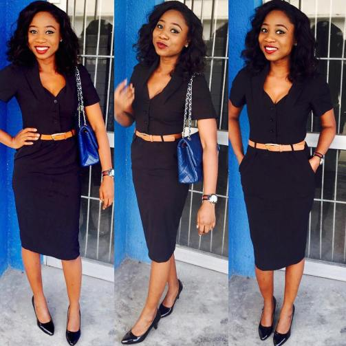 Awesome Corporate Outfits For Mondays amillionstyles.com @ms_yudee
