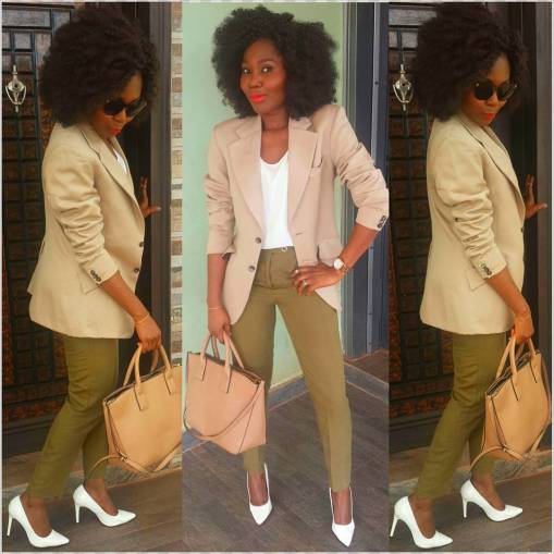 Awesome Corporate Outfits For Mondays amillionstyles.com @style_with_colours