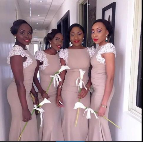 Stunning Bridal Train Outfit amillionstyles.com @t16worldoffashion