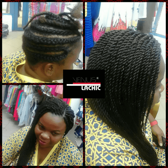 The New Amazing Hairstyles 2015 - Crochet Braids In Lagos by Venus ...