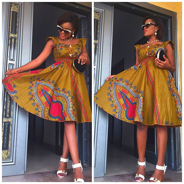 A Million Styles Africa End Of The Year Ankara Styles 2015